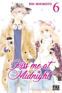 Ucareoutplacement.be Kiss me at Midnight Tome 6 Image