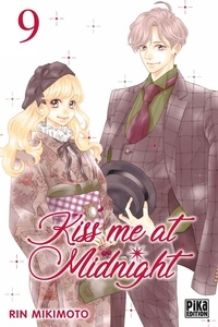 Rin Mikimoto - Kiss me at Midnight Tome 9 : .