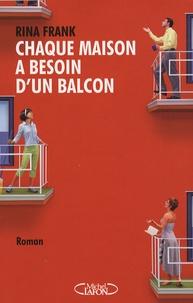 Deedr.fr Chaque maison a besoin d'un balcon Image