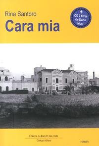 Rina Santoro - Cara mia. 1 CD audio