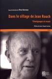 Rina Sherman - Dans le sillage de Jean Rouch - Témoignages et essais.