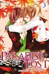 Rina Yagami - Paradise Lost Tome 3 : .