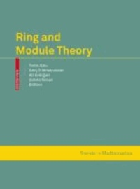 Ring and Module Theory.
