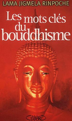 Rinpoche Jigmela - Les mots clés du bouddhisme.