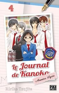 Le journal de Kanoko - Ririko Tsujita - 9782811637385 - 4,49 €