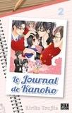 Ririko Tsujita - Le journal de Kanoko T02.
