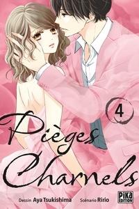 Ririo et Aya Tsukishima - Pièges charnels Tome 4 : .