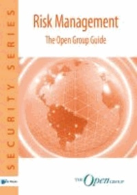 Ian Dobson - Risk Management: The Open Group Guide.