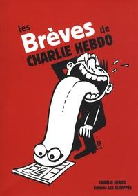 Riss et  Luz - Les Brèves de Charlie Hebdo.