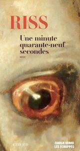 Livre audio gratuit à télécharger Une minute quarante-neuf secondes