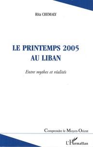 Deedr.fr Le printemps 2005 au Liban - Entre mythes et réalités Image