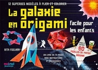 Rita Foelker - La galaxie en origami - Facile pour les enfants.