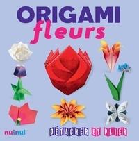 Rita Foelker et Pasquale D'Auria - Origami fleurs.