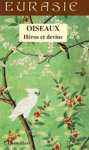 Rita-H Regnier - Oiseaux - Héros et devins.