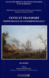 Lemememonde.fr Vente et transport : indépendance ou interdépendance ? Image