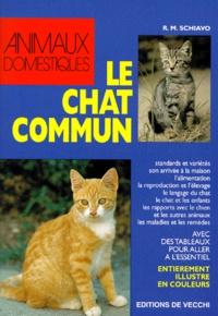 Rita-Mabel Schiavo - Le chat commun.