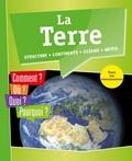 Rita Mielke - La Terre - Structure, continents, océans, météo.