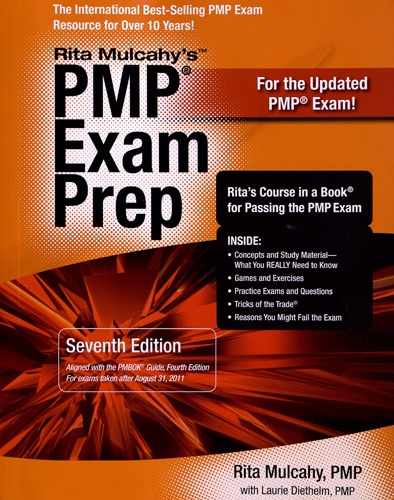 Rita Mulcahy - PMP Exam Prep. 1 Cédérom