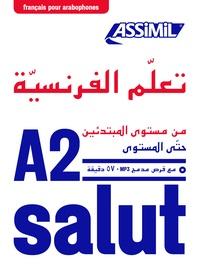 Rita Nammour - Apprendre le français A2 - Français pour arabophones. 1 CD audio MP3
