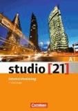 Rita Niemann - studio 21 Grundstufe A1: Gesamtband. Intensivtraining mit Audio-CD.