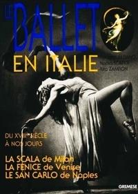 Deedr.fr LE BALLET EN ITALIE. La Scala, La Fenice, Le San Carlo, du XVIIIème siècle à nos jours Image