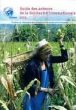 Ritimo - Guide des acteurs de la Solidarité Internationale 2013.