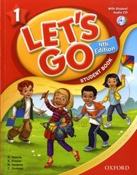 Ritsuko Nakata et Karen Frazier - Let's go 1 - Student Book. 1 CD audio