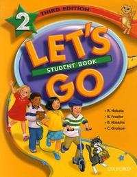 Ritsuko Nakata et Karen Frazier - Let's Go 2 - Student Book.