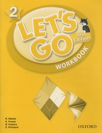 Ritsuko Nakata et Karen Frazier - Let's go 2 - Workbook.