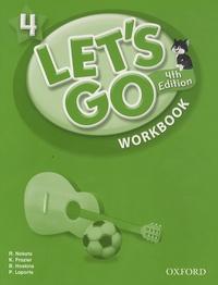 Ritsuko Nakata et Karen Frazier - Let's go 4 - Workbook.
