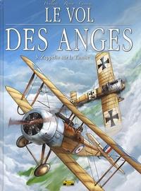 Rivera et  Wallace - Le vol des anges Tome 3 : Zeppelin sur la Tamise.