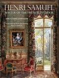Rizzoli - Henri Samuel: master of the french interior.