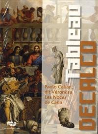 Galabria.be Tableau décalco - Paolo Caliari, dit Véronèse Les Noces de Cana Image