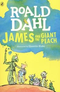 Roald Dahl - James and the Giant Peach.