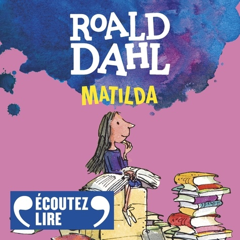 Matilda - Format MP3 - 9782075005111 - 14,99 €