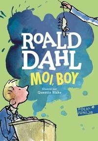 Roald Dahl - Moi, Boy - Souvenirs d'enfance.