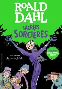 Roald Dahl - Sacrées sorcières - En bonus : deux chapitres inédits !.