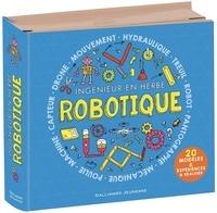 Rob Colson - Coffret Robotique - Ingénieur en herbe avec 20 modèles et expériences à réaliser.