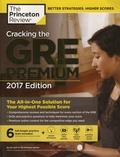 Rob Franek et Casey Cornelius - Cracking the GRE Premium - 6 practice tests included.