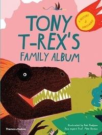 Rob Hodgson - Tony T-rex's family album.