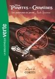 Rob Kidd - Pirates des Caraïbes - Les aventures du jeune Jack Sparrow Tome 4 : L'épée de Cortés.
