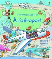 Rob Lloyd Jones et Stefano Tognetti - A l'aéroport.