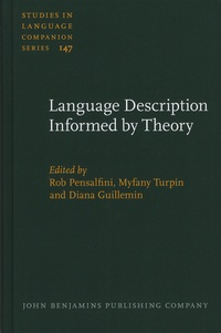 Rob Pensalfini et Myfany Turpin - Language Description Informed by Theory.