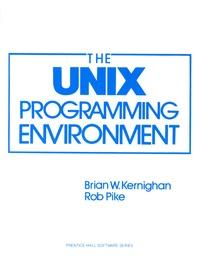 Rob Pike et Brian-W Kernighan - .