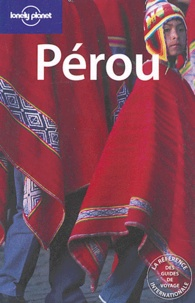 Rob Rachowiecki et Charlotte Beech - Pérou.