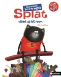 Rob Scotton - Splat cleans up his room.