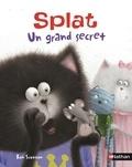 Rob Scotton et J-E Bright - Splat, un grand secret.