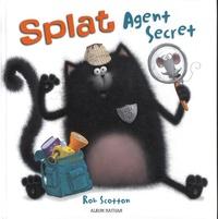 Rob Scotton - Splat - Agent Secret.