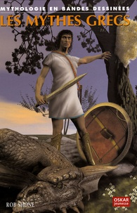 Rob Shone - Les mythes grecs.