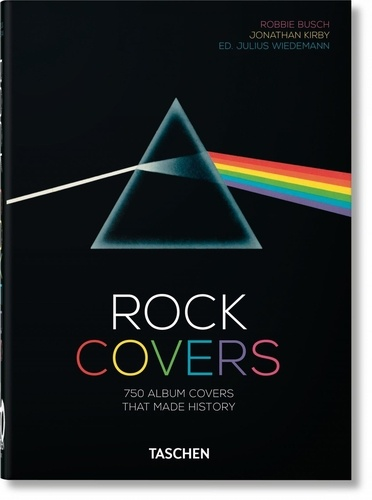 Robbie Busch et Jonathan Kirby - Rock Covers - 750 Album Covers that made History.